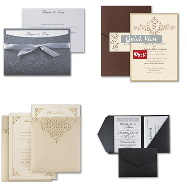pocket wedding invitations invitations pocket style diy With order pocket wedding invitations online